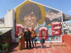 Casa museo de Maradona