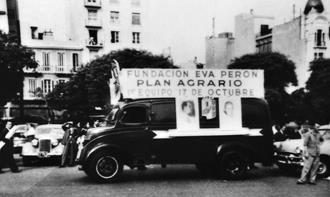 Plan Agrario-Fundación Eva Perón