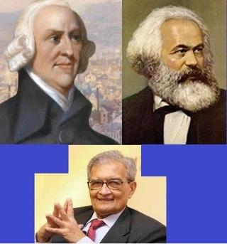 Basu sobre Amartya Sen