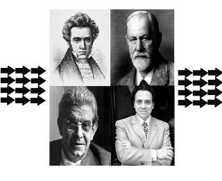 Kierkegaard, Freud, Lacan, Nasio y la Repetición